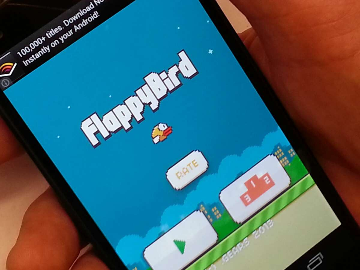Flappy Bird has been gone from app stores since 2014.