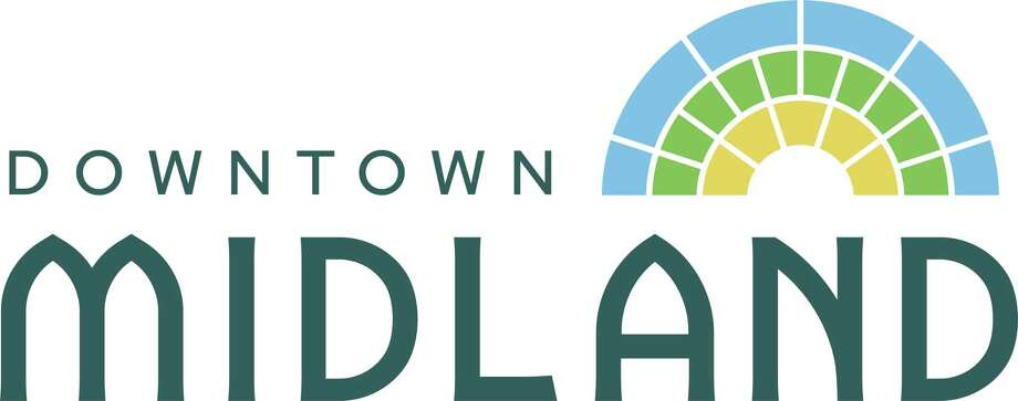 Downtown Midland logo. (Photo provided/City of Midland)