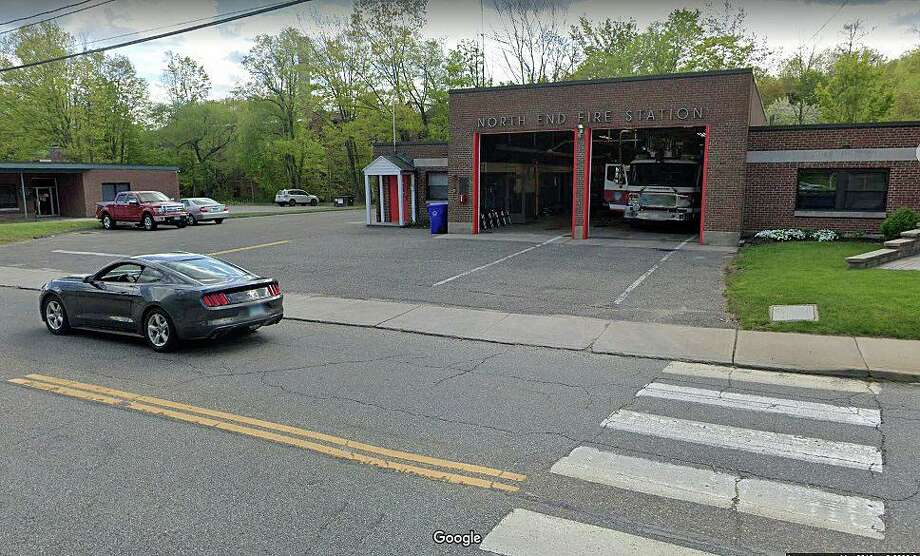 The final paving project at the North End Fire Station will require the relocation of all response personnel and apparatus from 6:30 a.m. on Tuesday, Sept. 22 through 7 a.m. Thursday, Sept. 24, 2000. Photo: Google Street View Image