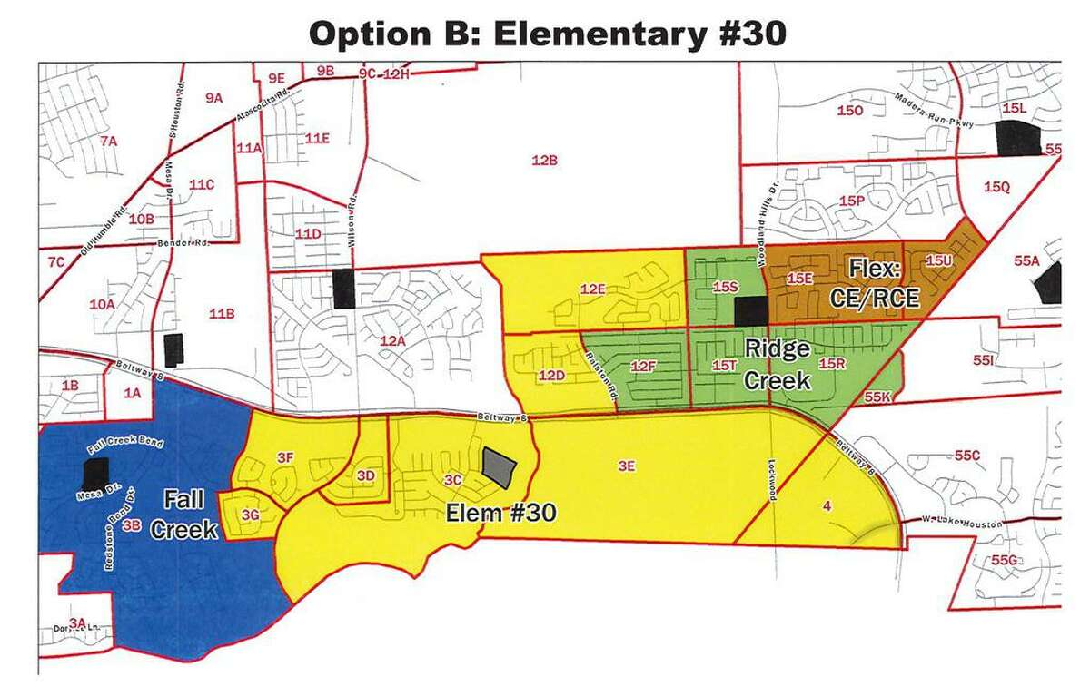 Elementary 30 and Lakeland Elementary official attendance zones were decided in the Humble ISD board meeting on Sept. 8.