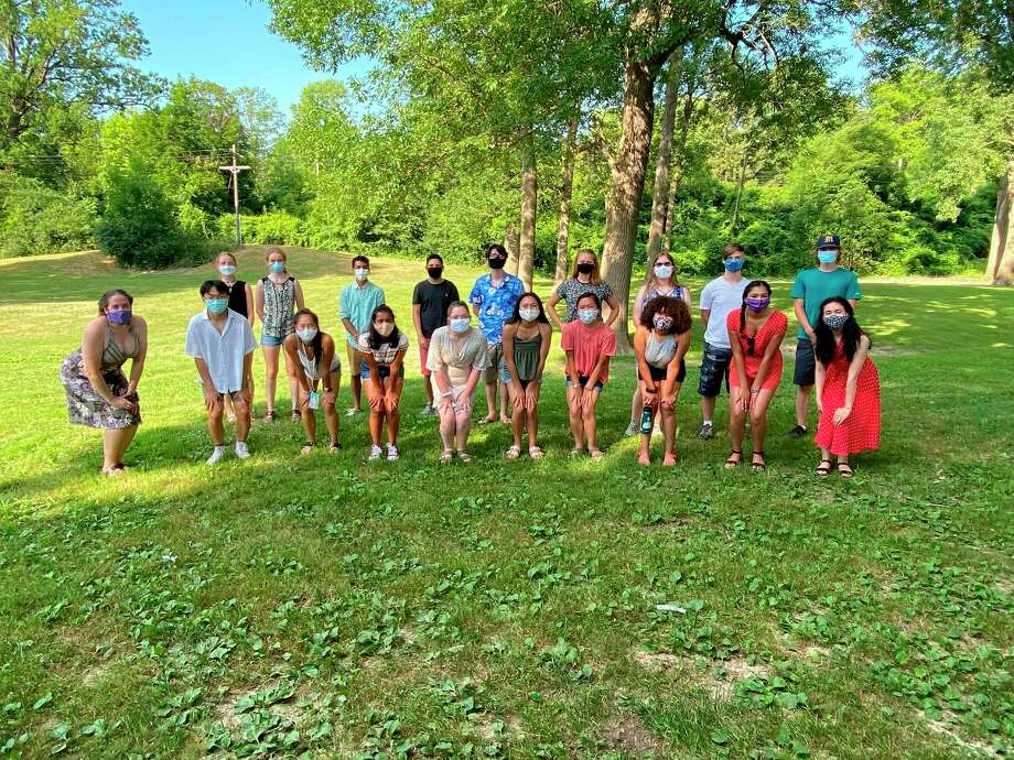 On Thursday, July 8, MCYAC held its Annual MCYAC Banquet in a safe, socially distant manner at Emerson Park. (Photo provided)