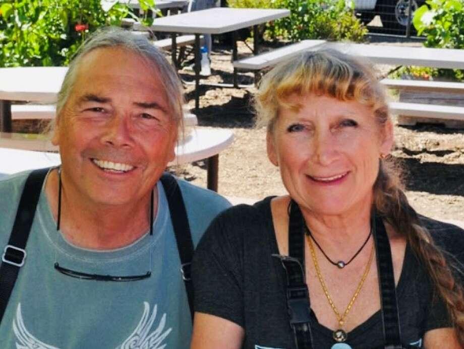 Gary Ballard and Diana Ballard-Doll having been runnign the Peg House for nearly two decades. They're ready to retire. Photo: Courtesy Of Diana Ballard-Doll