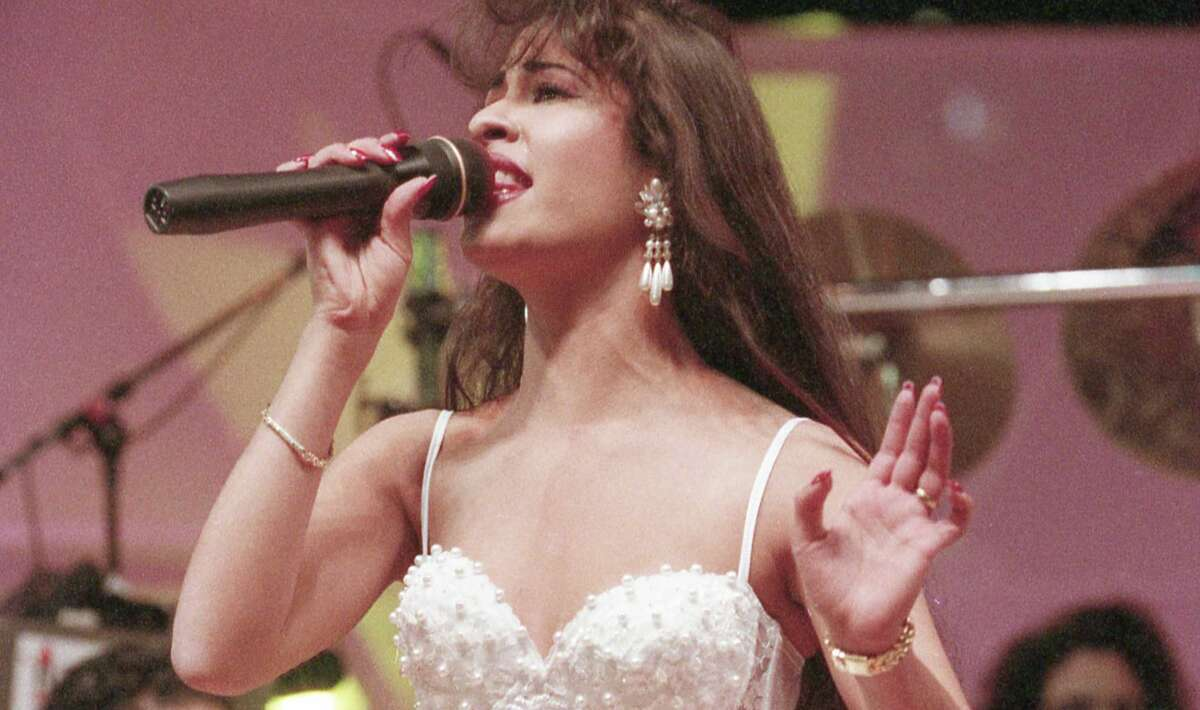 Selena earned a spot on Billboard's first-ever Greatest of All Time Latin Artists chart.