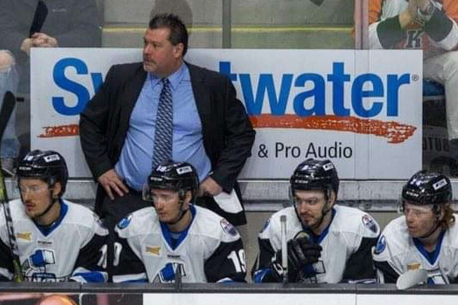 Malcolm Cameron, who was Anton Khudobin's first pro coach, says he's not surprised to see his former goalie take the Dallas Stars to the Stanley Cup Final more than 16 years after he was first drafted, Photo: Courtesy Wichita Thunder