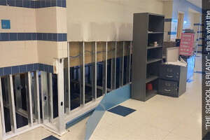 Less than a week before Albany sixth-graders are scheduled to return to the classroom, a severe mold problem and ongoing construction at Stephen and Harriet Myers Middle have prompted officials to move classes to Albany High School for the first quarter of the year.