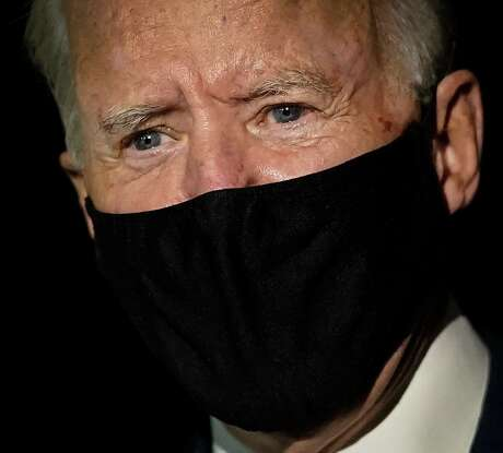 The author fears Joe Biden would be a figurehead president with policy drafted by hard-left ideologues.
