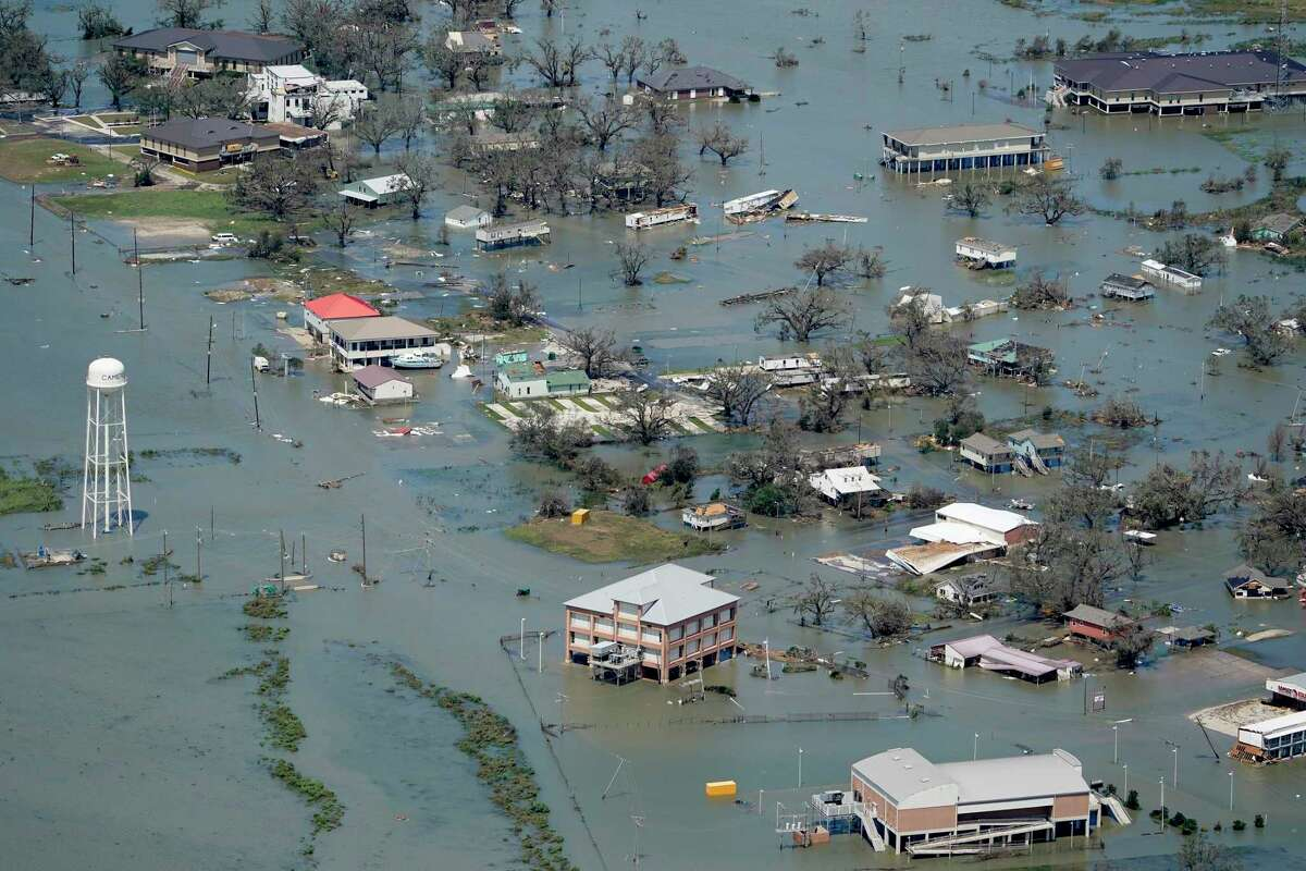 Hurricane Laura battered and flooded Texas and Louisiana, one of a string of climate disasters this summer. Our elected leaders have to let climate science guide their policies.
