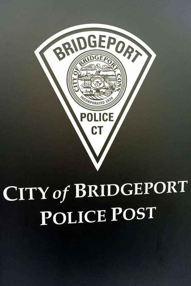 Bridgeport Police Department logo, 2017. Photo: Ned Gerard / Hearst Connecticut Media / Connecticut Post