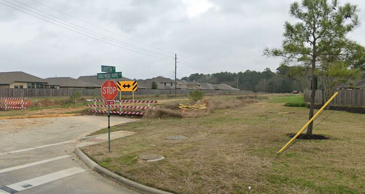 Louetta Road will be extended from Stablewood Farms Drive to Telge Road over Little Cypress Creek.