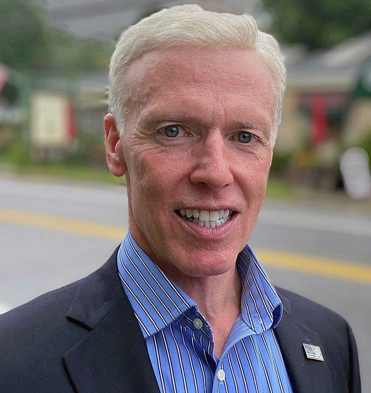 David X. Sullivan, the GOP candidate for Connecticut's 5th Congressional District.