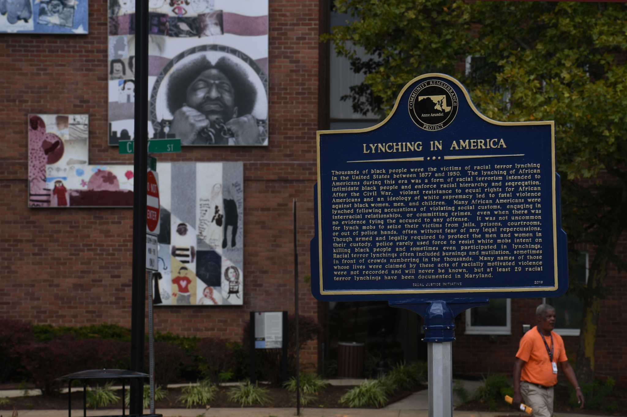 Landmark Maryland commission begins tackling 'unconfronted truth' of racially motivated lynchings in state