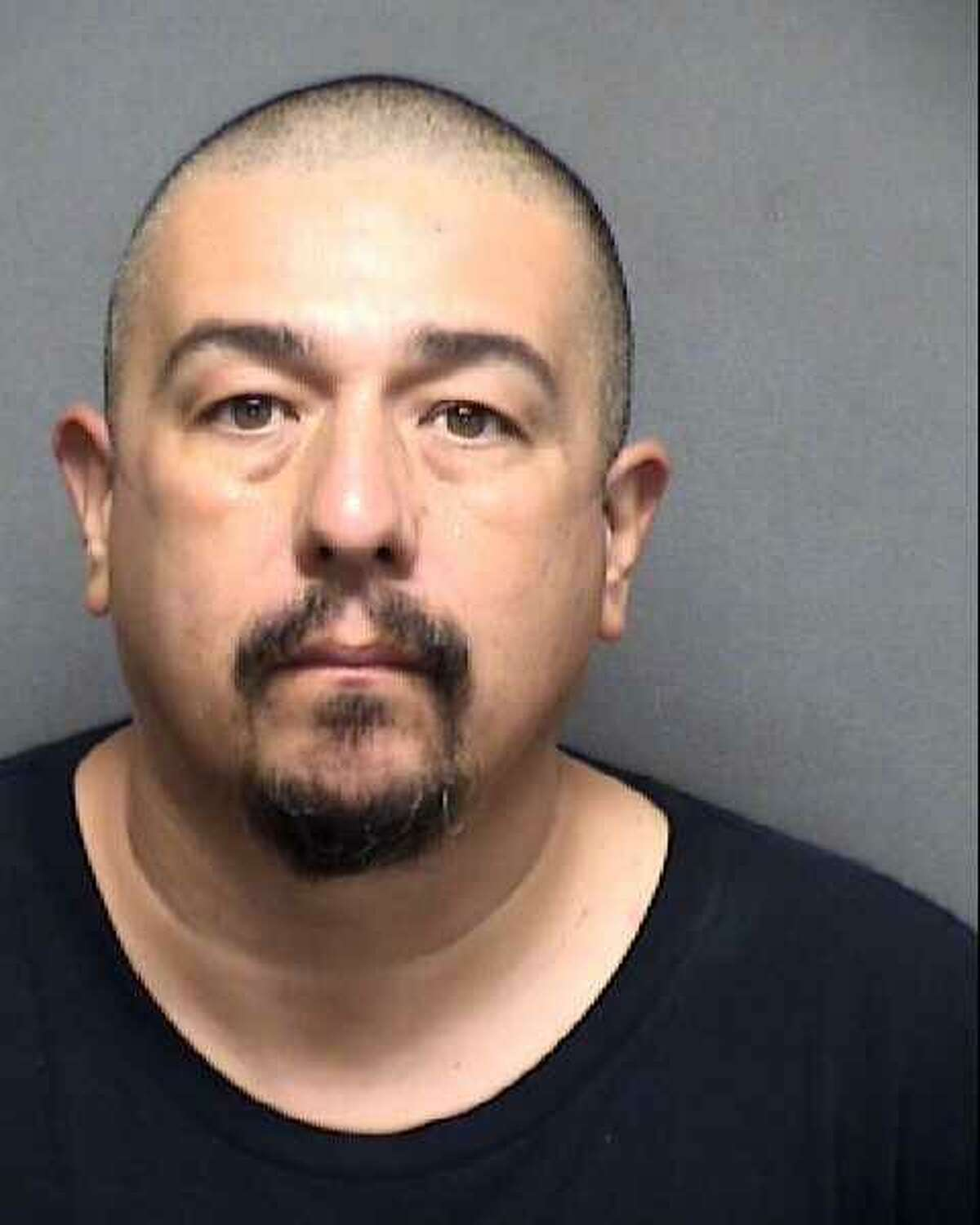 Mark Andrew Seemann, 45, is charged with intoxication assault of a peace officer with bail set at $100,000, according to the Bexar County Sheriff's Office.