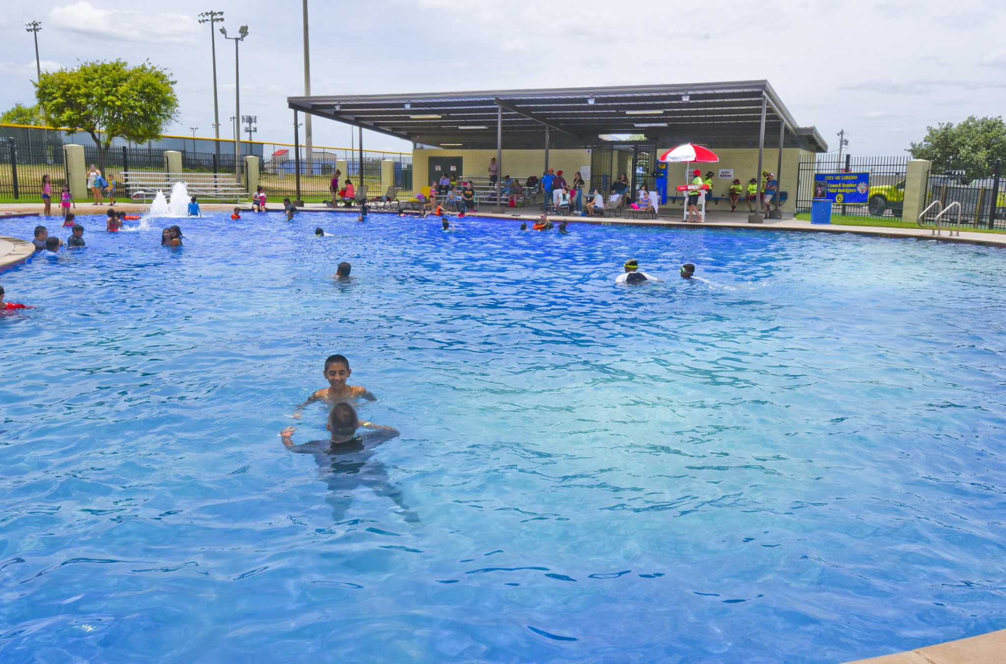 Future of Laredo water park project to be discussed