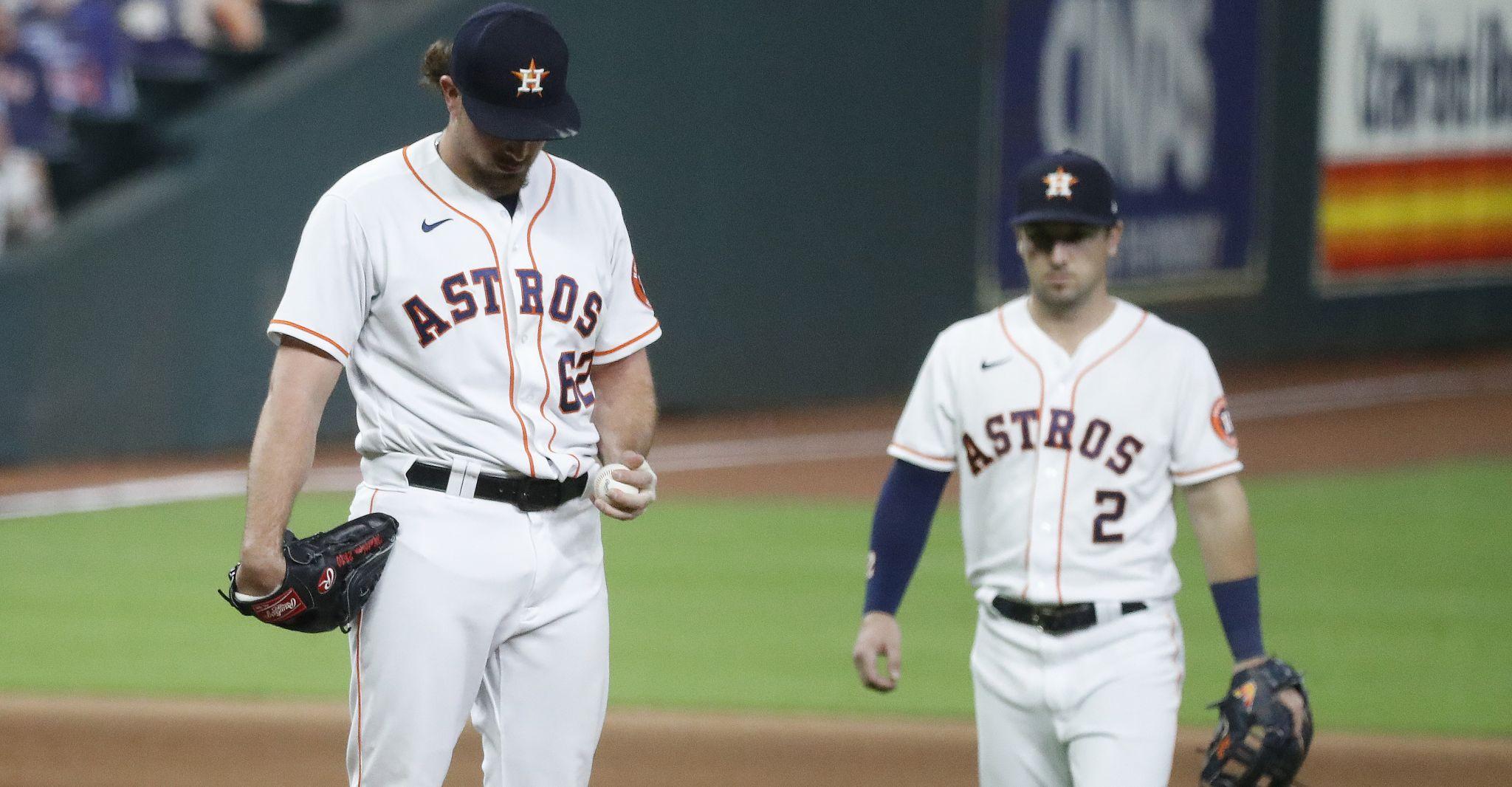 Astros insider: Stuck in a sluggish September - Houston Chronicle