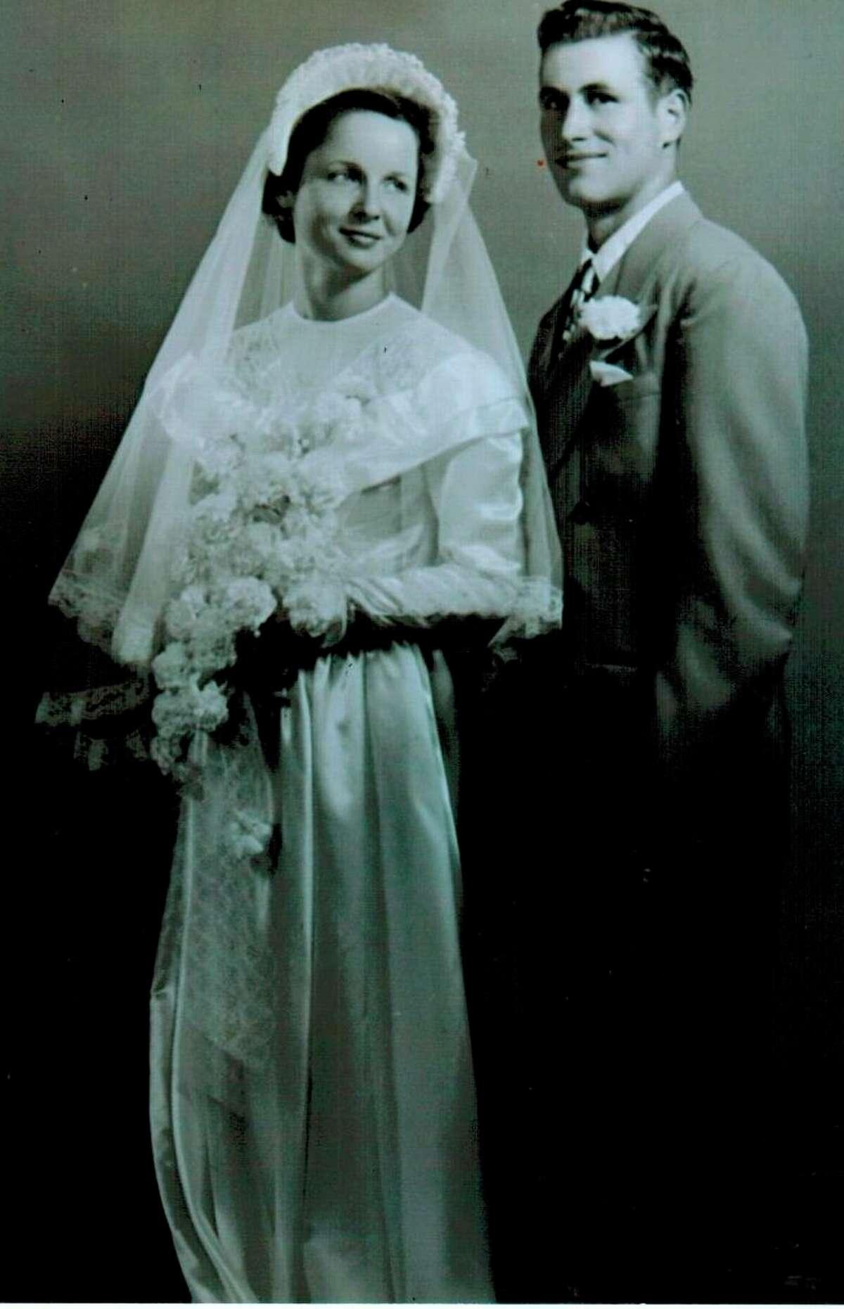Gerald and Doris Ross