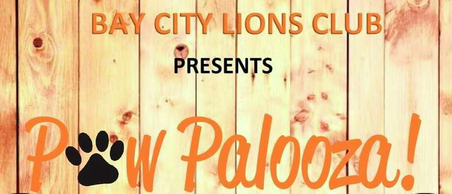 Saturday, Sept. 19: Paw Palooza 2020 is set for 9 a.m. to 2 p.m. at the Bay County Fairgrounds. Crafts and pets. (Photo/Bay City Lions Club Facebook)