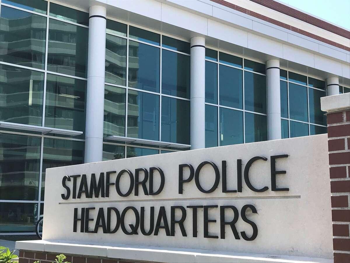 Stamford police headquarters
