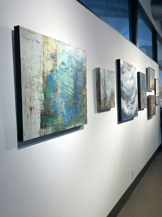 MI Artists All-State 2020 exhibit in the Tabor Gallery at Studio 23 in Bay City. (Photo provided/Studio 23)