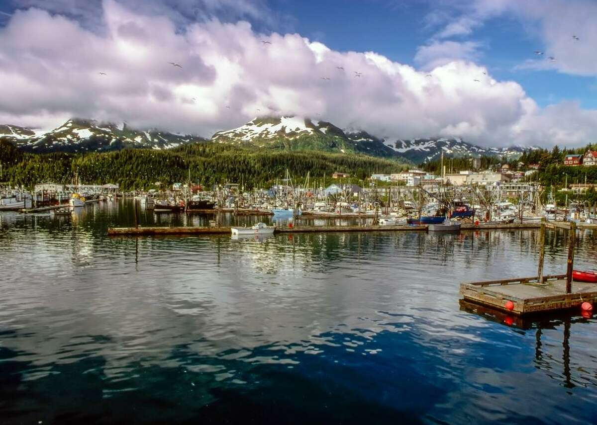 Alaska: Valdez-Cordova Borough - Population: 9,301 - Median home value: $229,800 (73% own) - Median rent: $981 (27% rent) - Median household income: $82,306 Valdez-Cordova Borough is home to the city of Valdez, whose port is the northernmost in the United States that is free of ice throughout the year. That makes it an important access point to the Alaskan interior. The Alyeska Pipeline Service Company employs some 800 workers in Valdez and elsewhere to maintain the Trans-Alaska Pipeline System. As you would expect in Alaska, many of the top attractions are magnificent outdoor sights likeWorthington Glacier and Valdez Glacier Lake. There is also the Solomon Gulch Hatchery, the Valdez Museum and Historical Archive, an ice climbing festival, and Gold Rush Days.