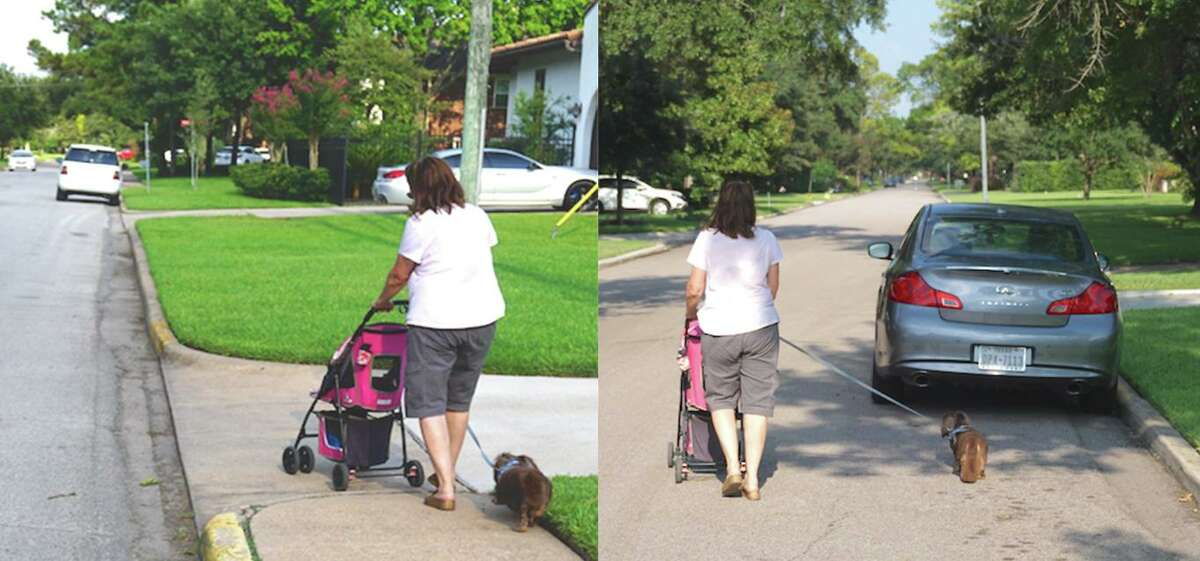 The decades long contention between the city of Bellaire and its residents over the issue of sidewalks come to a head on November 3.
