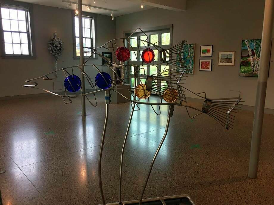 The Oliver Art Center's AllMedia Juried Exhibition will showcase the art from area artists through Oct. 23. (Courtesy Photo)