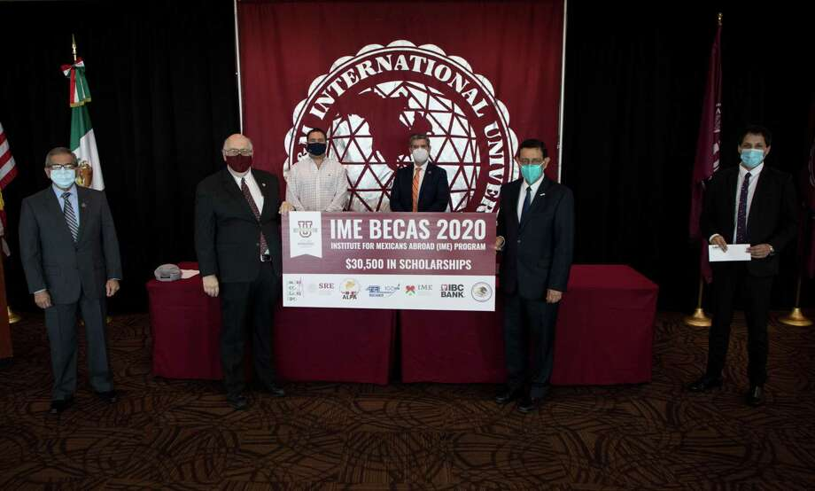 A total of $174,000 in scholarship funds have been awarded to TAMIU students through the IME-BECAS program. Photo: Courtesy Of TAMIU