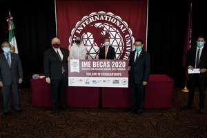 A total of $174,000 in scholarship funds have been awarded to TAMIU students through the IME-BECAS program.