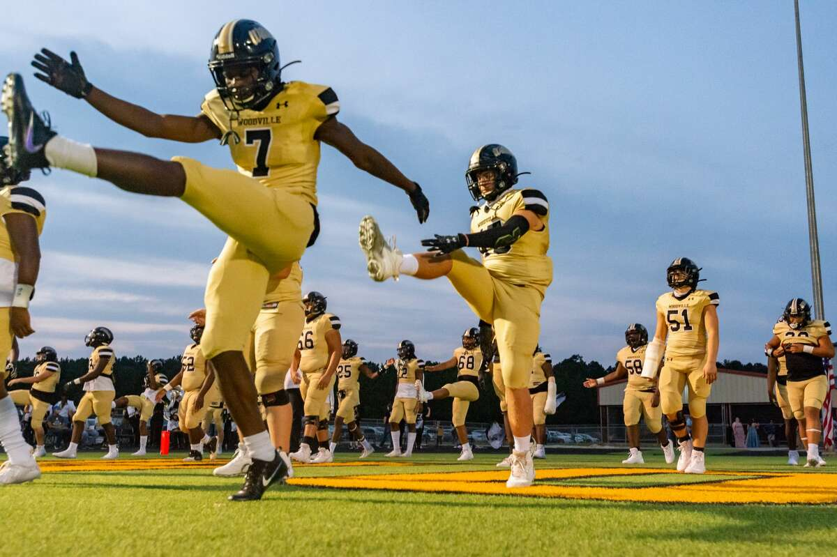 \Woodville High School had their homecoming game against the Little Cypress-Mauriceville Bears on Friday night. Photo made on September 18, 2020. Fran Ruchalski/The Enterprise