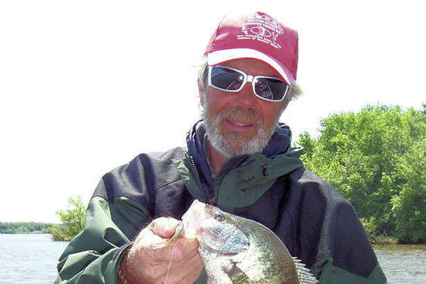 By early November, quality crappie become common catches from Kentucky Lake's famous Jonathon Creek arm.