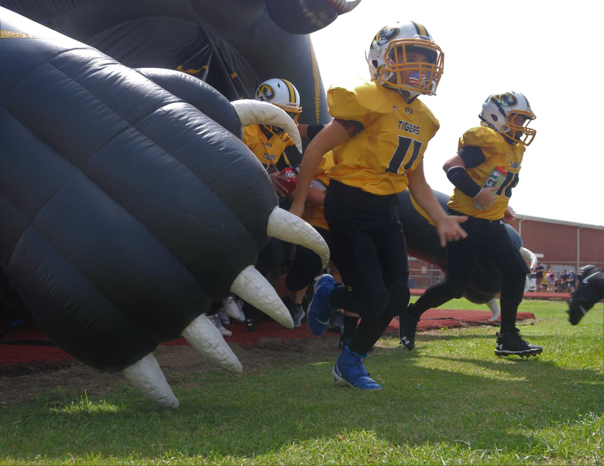 Delayed TIFI football season wraps up second week of action at Bubba McLean Stadium