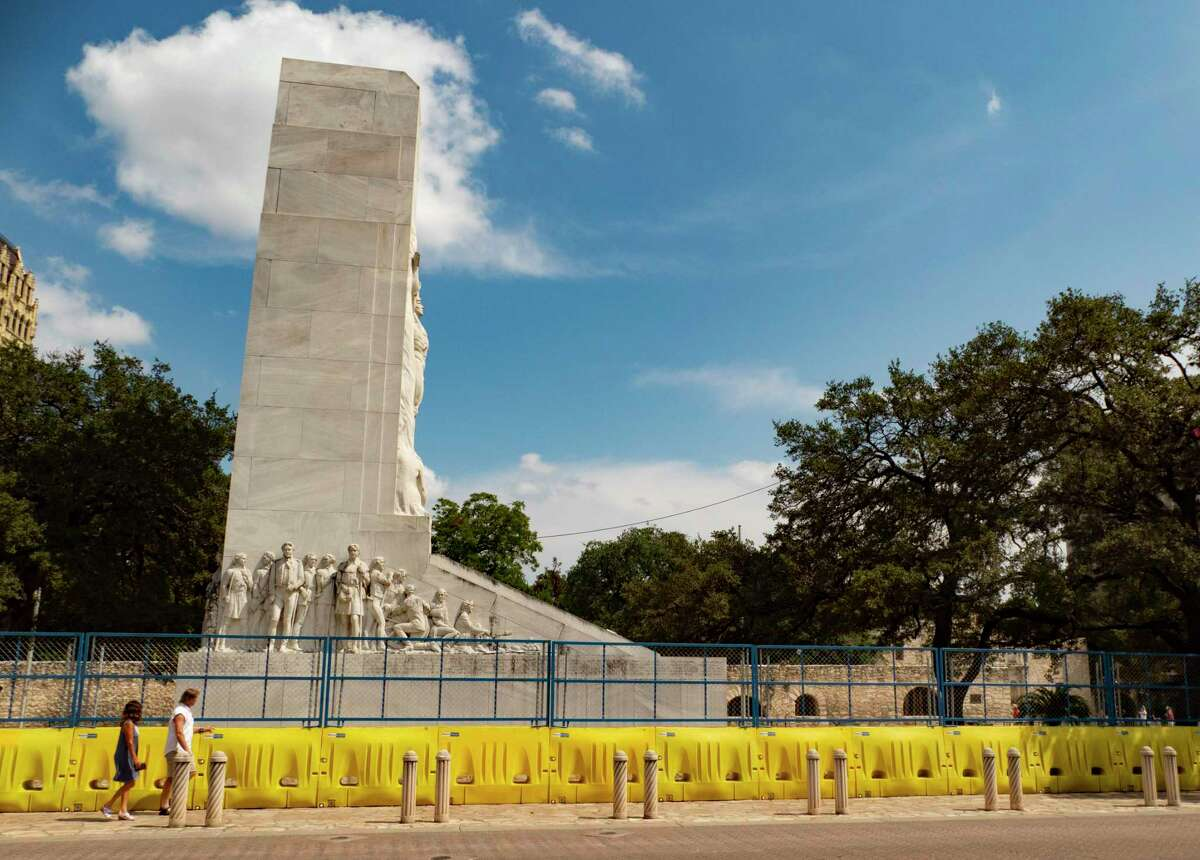 The Texas Historical Commission last week voted against relocation of the Alamo Cenotaph, a memorial to the fallen Texian and Tejano defenders of famed 1836 battle. The Alamo Citizen Advisory Committee will meet Wednesday to hear an update on a planned overhaul of Alamo plaza and the impact of the commission's decision.