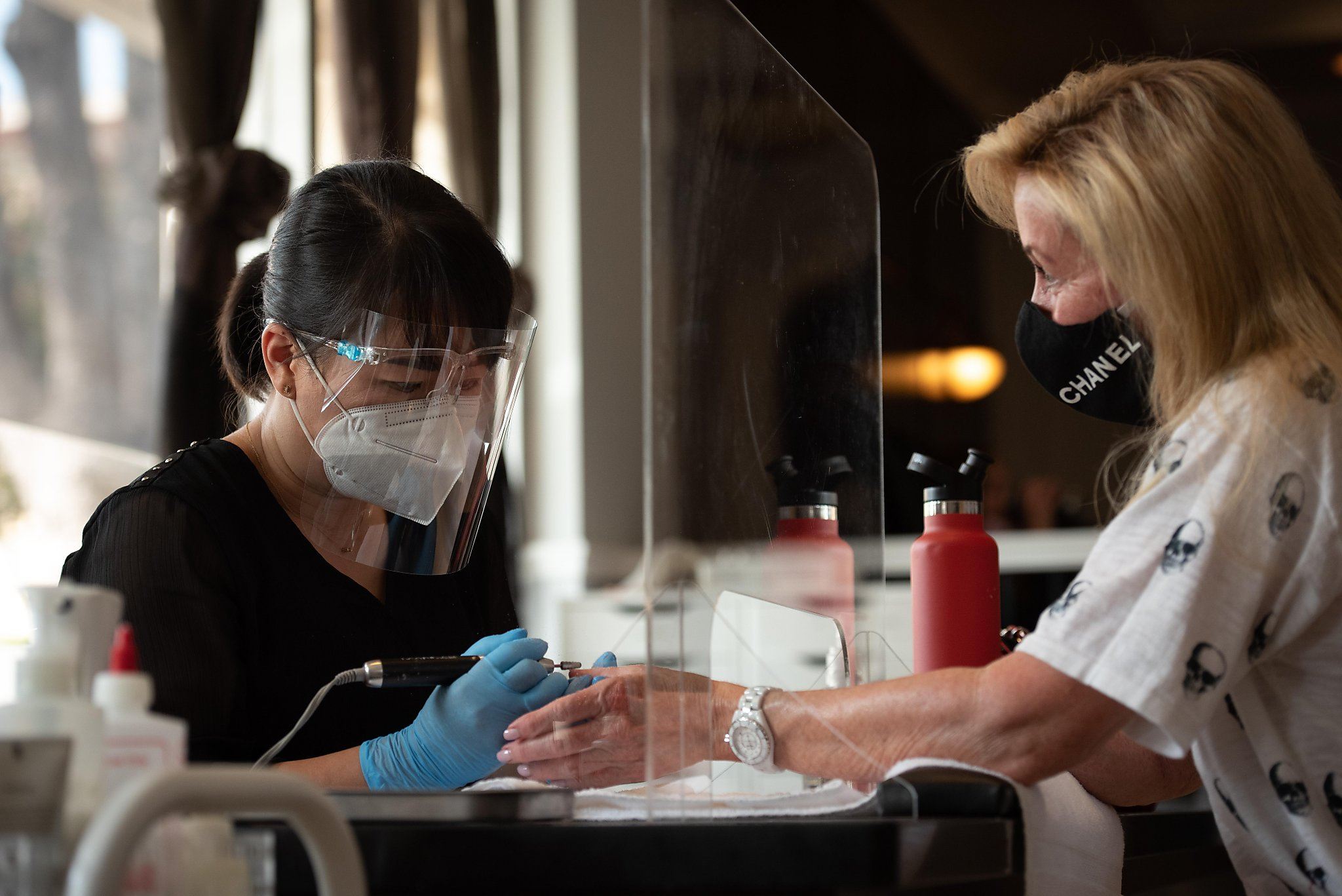 Coronavirus live updates: Halloween mask instead of protective face covering? It won't fly in California