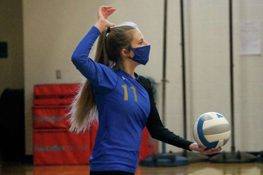 Onekama participated in the Shelby Invitational on Saturday. (News Advocate file photo)
