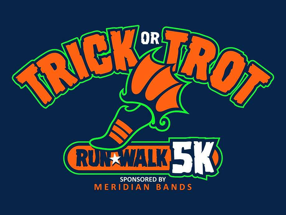 The fifth annual Trick or Trot 5K Trail Run/Walk will take place Saturday, Oct. 24. (Image provided)