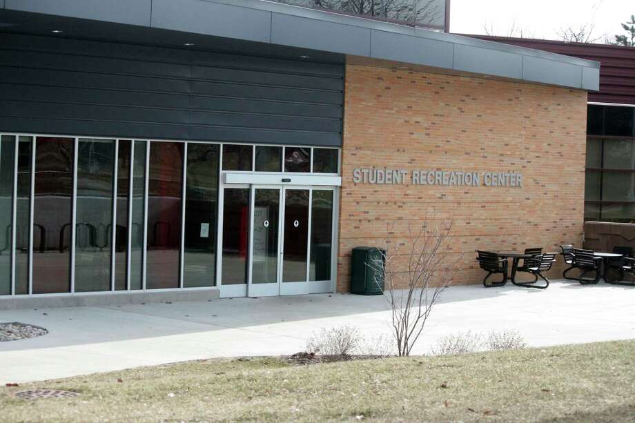 The Ferris State University Student Recreation Center reopened its doors to students Thursday. It is not yet open to staff or members of the public. (Pioneer file photo)