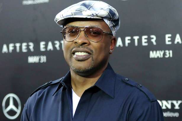 """FILE - In this May 29, 2013 file photo, Jeffrey A. Townes aka DJ Jazzy Jeff attends the """"After Earth"""" premiere in New York. DJ Jazzy Jeff thought the popularity of a€œThe Fresh Prince of Bel-Aira€ would eventually fizzle out after the show's final episode in 1996. The original cast of a€œThe Fresh Princea€ will reunite for the showa€™s 30th anniversary, which will air on HBO Max around Thanksgiving. (Photo by Evan Agostini/Invision/AP, File)"""