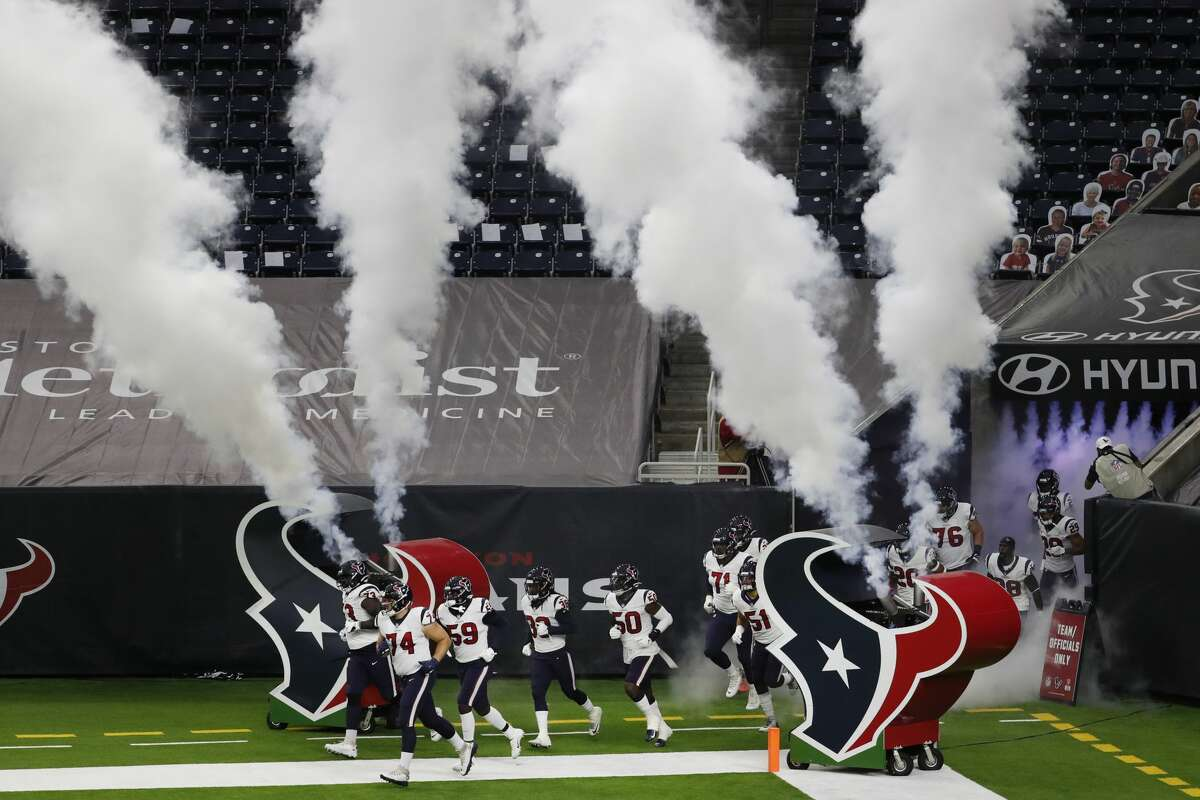 The Texans played in front of limited fans at NRG Stadium for COVID-19 reasons and their TV ratings weren't much better in 2020.