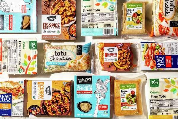 Tofu products have been in high demand since U.S. coronavirus shutdowns began in mid-March.