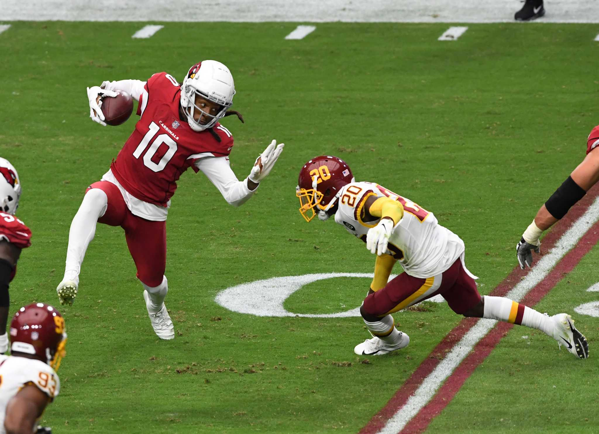 Ex-Texans WR DeAndre Hopkins sets NFL record