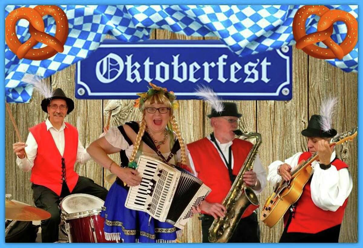 The Swedish Meatballs perform Sept. 27 at Oktoberfest at Quassy Amusement Park.