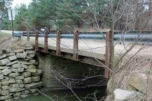 The Moore Road Bridge in Grant Township (Tribune File Photo)