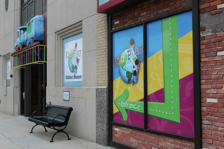 Kids Play Children's Museum is seeking corporate donors to support improvements to the Main Street museum. Photo: Kids Play Children's Museum / Contributed Photo