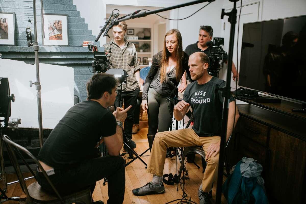 Actor/activist Ian Somerhalder (Boone Carlyle on