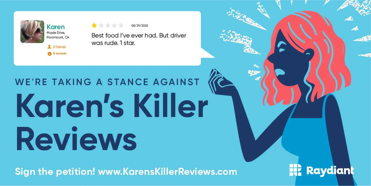 Karen's Killer Reviews aims to combat unfairly negative Yelp reviews.