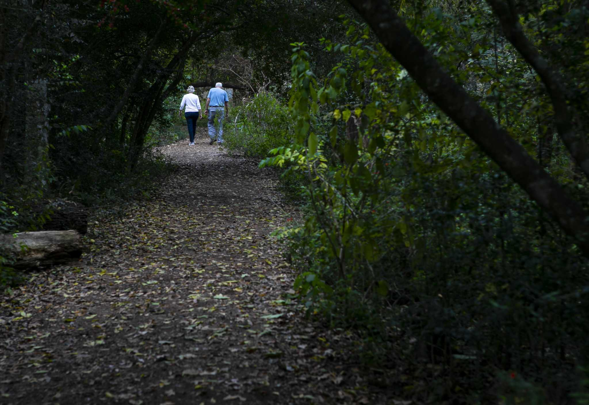 Houston's best shaded walking trails