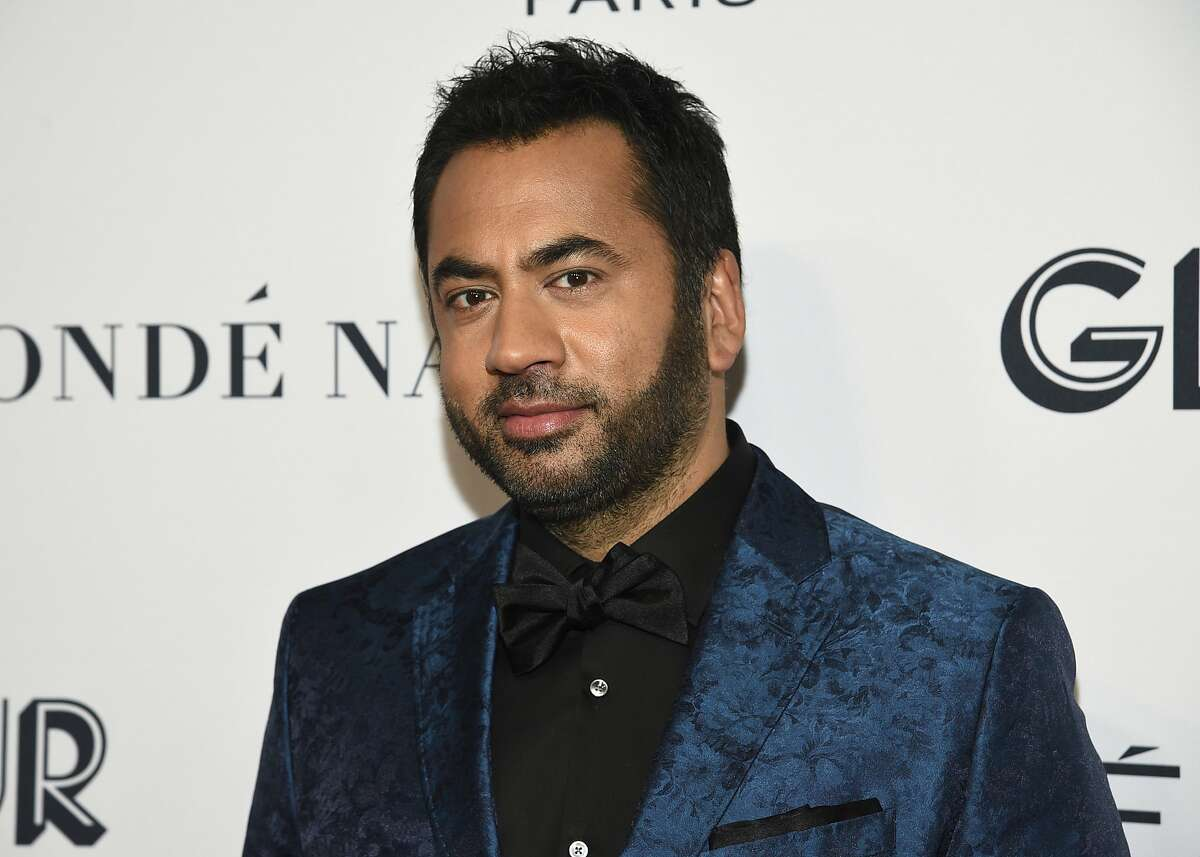 FILE - Kal Penn attends the Glamour Women of the Year Awards in New York on Nov. 11, 2019. Penn is hoping to reach Millennial and Gen Z voters with a new half-hour TV show on Freeform,
