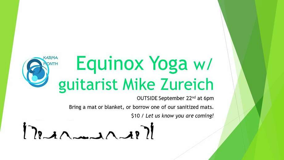Tuesday, Sept. 22: Celebrate the Fall Equinox at Creative 360 in Midland. (Photo provided/Creative 360)