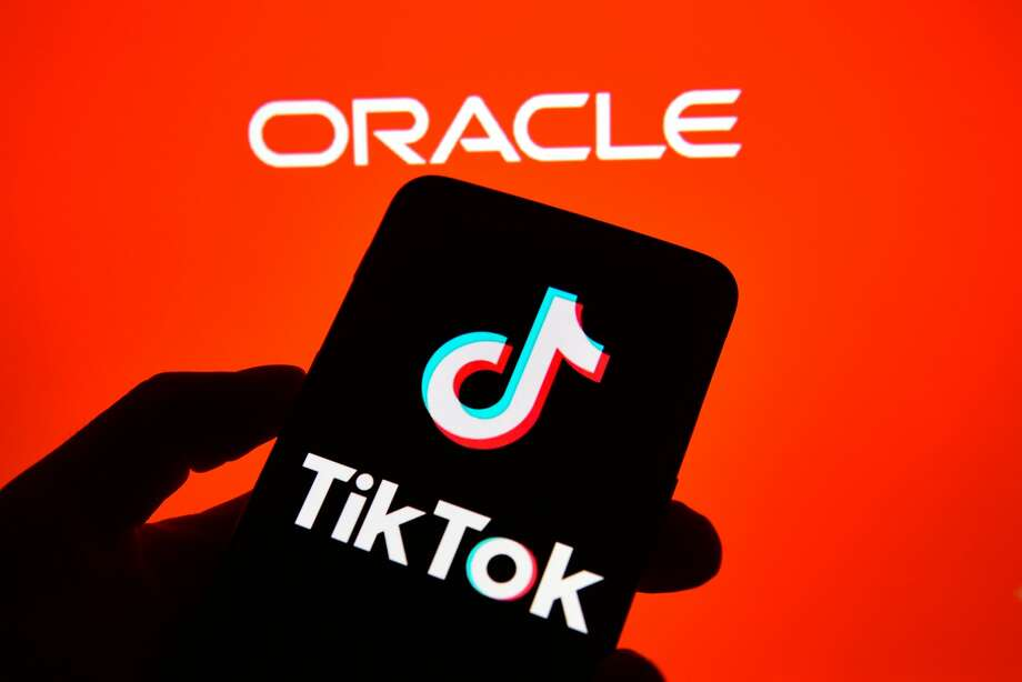 TikTok's new headquarters will likely be based in Texas after President Trump finalized a deal for Oracle and Walmart to purchase the popular social media app. Photo: SOPA Images/SOPA Images/LightRocket Via Gett / © 2020 SOPA Images