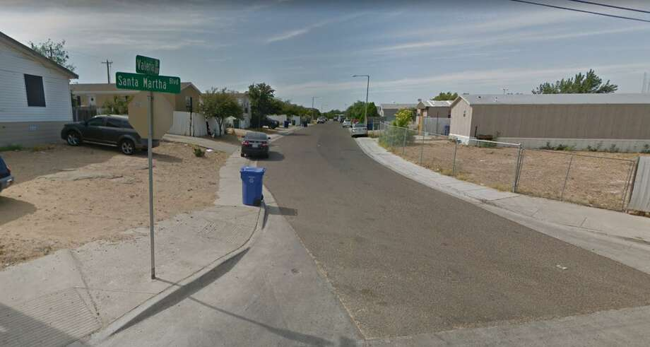 A shooting reported Saturday morning in the 600 block of Valeria Loop left a young female in critical condition, according to first responders. Photo: Courtesy /Google Maps