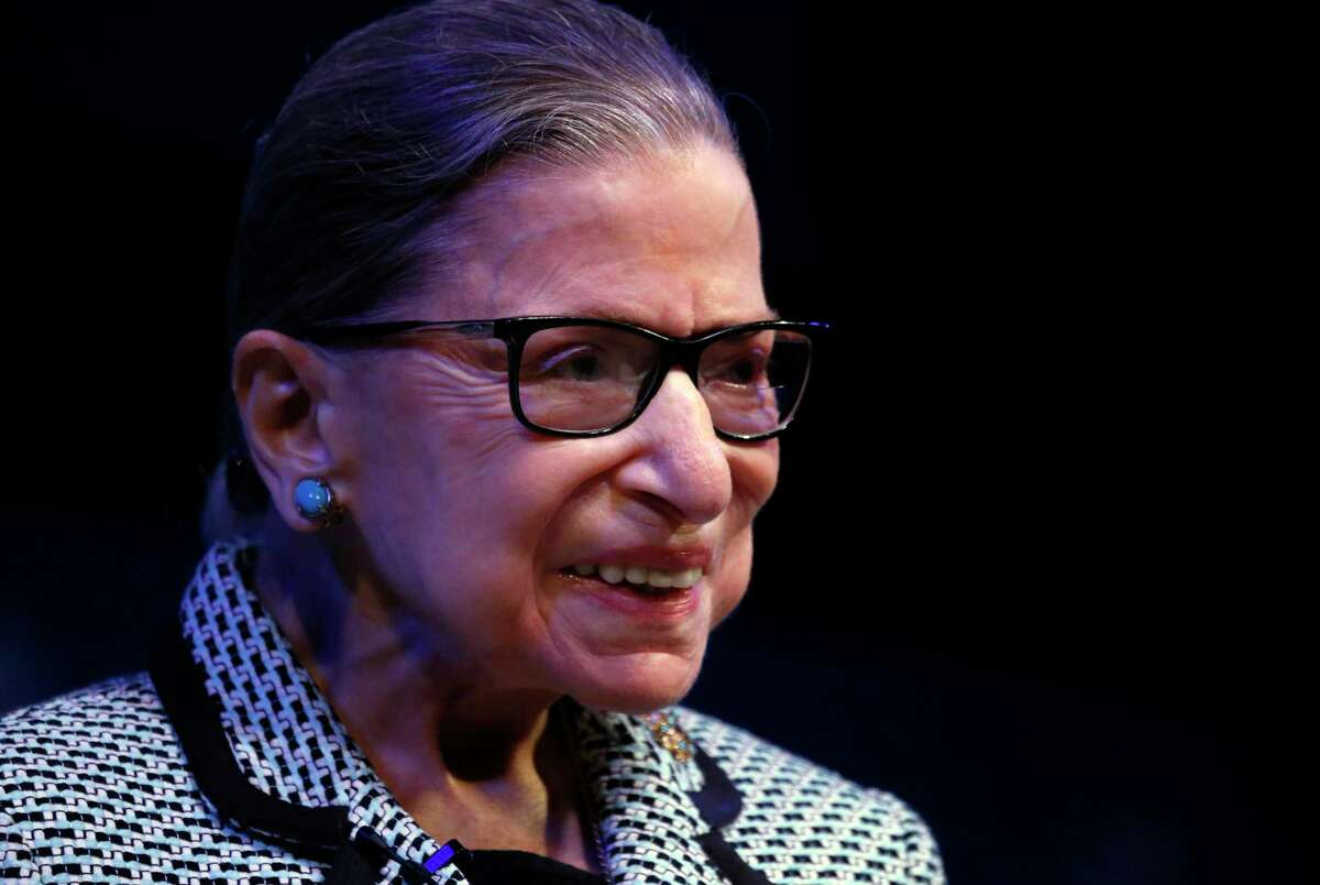 Supreme Court Associate Justice Ruth Bader Ginsburg's legal work led to greater gender equality in our nation. She was a brilliant attorney and justice.